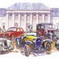 Organisation Oldtimer-Meeting Baden-Baden